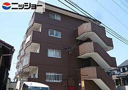 ラ・ポールサワイ[4階]の外観