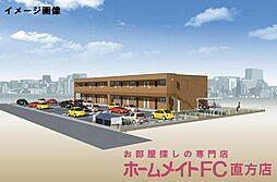 (仮)感田新築アパート[2階]の外観