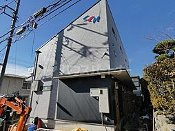 京成本線 船橋競馬場駅 徒歩4分の賃貸アパート