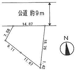 横浜線 鴨居駅 バス6分 ひまわり団地前下車 徒歩2分