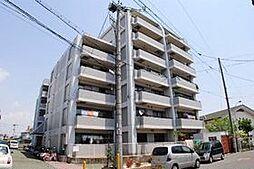大阪府大阪市東淀川区井高野4丁目の賃貸マンションの外観
