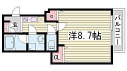 甲南山手駅 6.4万円