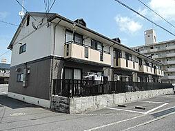 福岡県北九州市八幡西区御開3丁目の賃貸アパートの外観