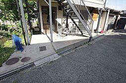 兵庫県尼崎市稲葉元町2丁目の賃貸アパートの外観