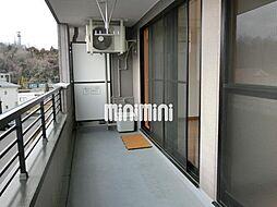 Miura Mansionのベランダ