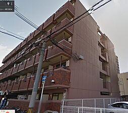 大阪府大阪市西淀川区千舟3丁目の賃貸マンションの外観