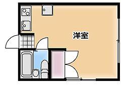アリス本庄第2[A号室]の間取り