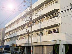 大阪府大阪市住吉区山之内1丁目の賃貸マンションの外観