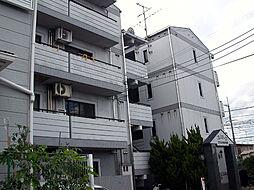 プレステージフジ久米田壱番館[302号室]の外観