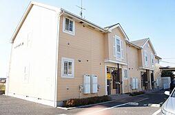 埼玉県さいたま市西区プラザの賃貸アパートの外観