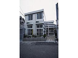 大阪府吹田市泉町4の賃貸アパートの外観
