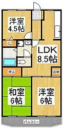 東村山駅 6.7万円