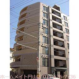 パークヒルズU・D・A[8階]の外観