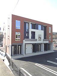 フェリオ美丘[3階]の外観