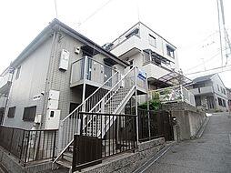 兵庫県神戸市長田区寺池町2丁目の賃貸アパートの外観