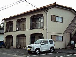 コーポ町田[202号室]の外観