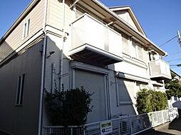 Grandeur・Huit A棟[2階]の外観
