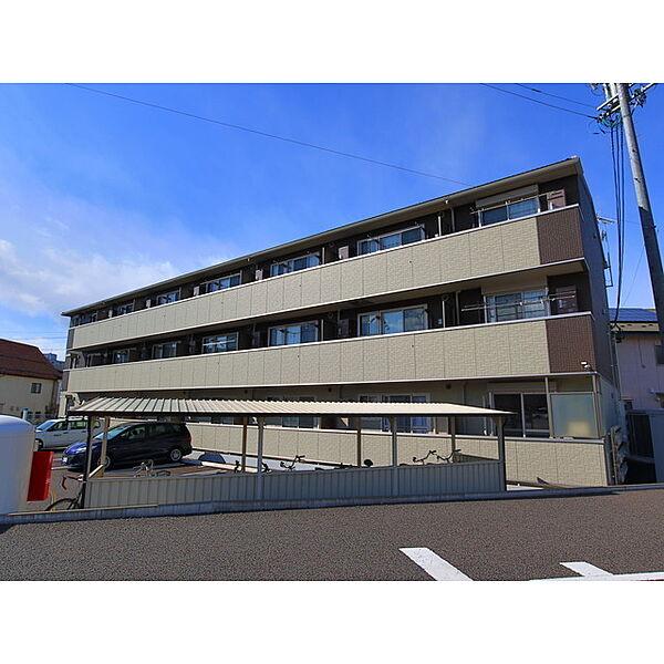 コンフォーティア白板D-room 3階の賃貸【長野県 / 松本市】