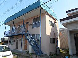 関マンション[2階]の外観