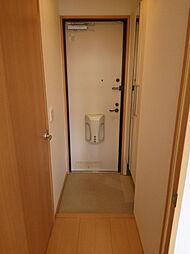 アルクのゆったりとした玄関です