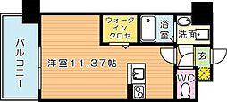 Legend113(レジェンド113)[6階]の間取り