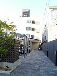 シティハウス丹波橋[309号室]の外観