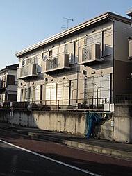 神奈川県海老名市上今泉5丁目の賃貸アパートの外観