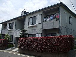 サンハイム B棟[202号室]の外観