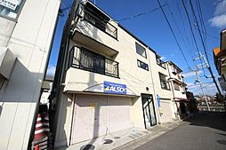 奈良県生駒郡斑鳩町阿波2丁目の賃貸マンションの外観