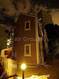 ハーミットクラブハウス沢渡[1階]の外観