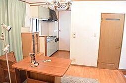 松永アパート[1階]の外観