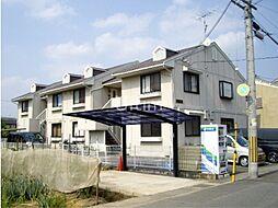 京都府京都市伏見区下鳥羽南柳長町の賃貸アパートの外観