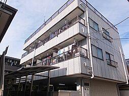 コーポサルビア[3階]の外観