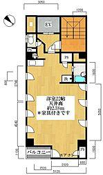 NYビル[8階]の間取り