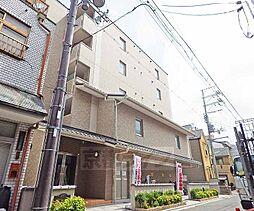 京都府京都市上京区西辰巳町の賃貸マンションの外観