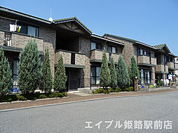 ロイヤルグレース花田B棟[2階]の外観