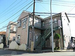 ハーミットクラブハウス岡沢町B棟[102号室]の外観