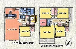 南流山駅 3,590万円
