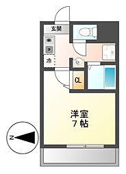 Ma Maion Premier(マ・メゾン・プルミエ)[4階]の間取り
