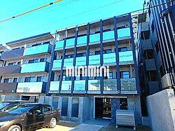北海道札幌市東区北十九条東1丁目の賃貸マンションの外観