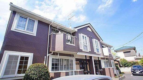 埼玉県北本市西高尾4丁目の賃貸アパートの画像
