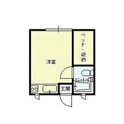 【敷金礼金0円!】七本木リバーサイドヴィラ4