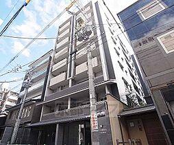 京都府京都市中京区一蓮社町の賃貸マンションの外観