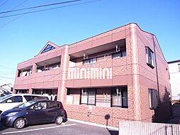 愛知県名古屋市緑区有松幕山の賃貸マンションの外観