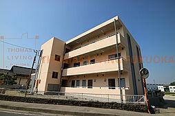 佐賀県鳥栖市村田町の賃貸マンションの外観