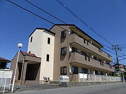 滋賀県草津市大路3丁目の賃貸マンションの外観