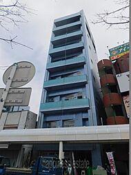 信栄タワー[4階]の外観