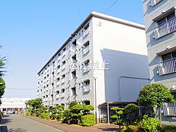 前田ハイツ16号棟[4階]の外観