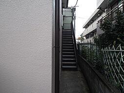 コーポ幸[1階]の外観