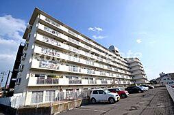 徳島県徳島市南矢三町3丁目の賃貸マンションの外観